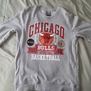 Chicago Bulls sweater